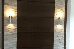 3D Panels - Silver Fox