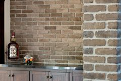 Brick Veneer - Indian Brown