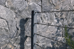Rock Face Series - Smokey Mountain