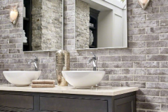 Subway  Tiles - Taupe Brickette